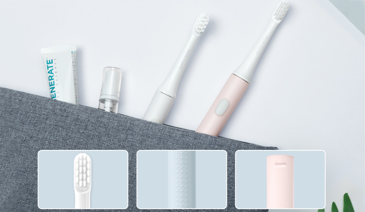 Xiaomi MiJia Sonic Electric Toothbrush T100
