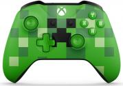 Microsoft Xbox Wireless Controller Minecraft Creeper (WL3-00057)