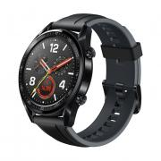 Huawei Watch GT Black Stainless Steel (FTN-B19)